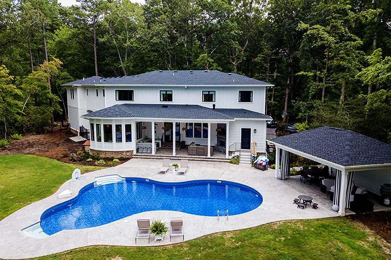 Custom Homes in Virginia