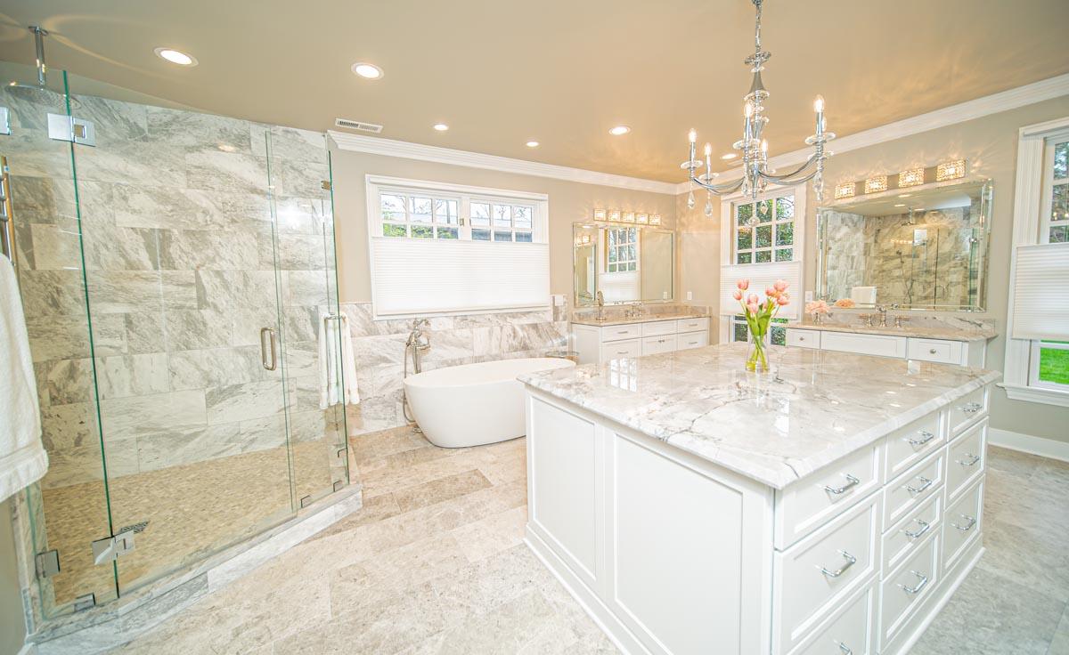 Virginia Beach Bathroom Renovations